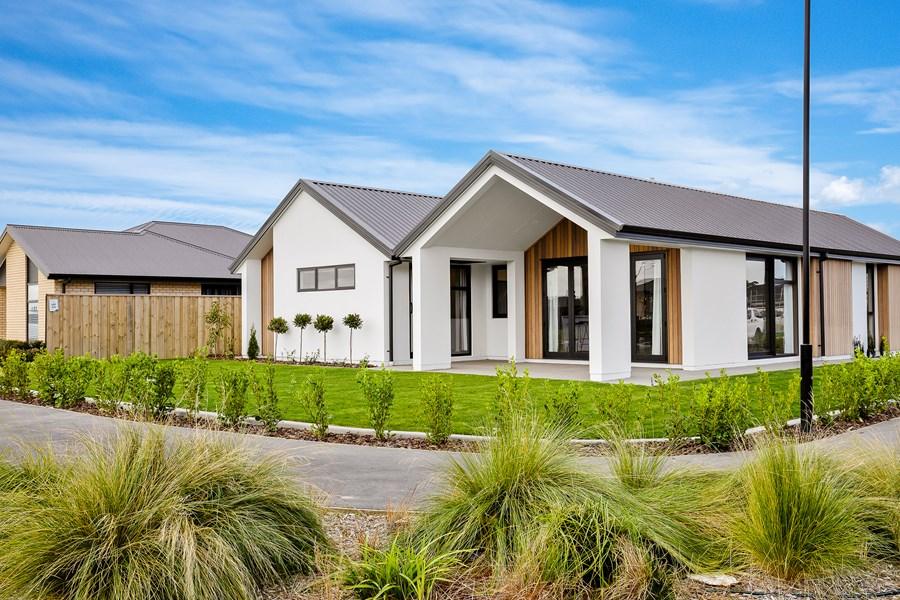 Classic Builders Showhome Christchurch